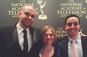 Four Pace Alumni win Five Emmys