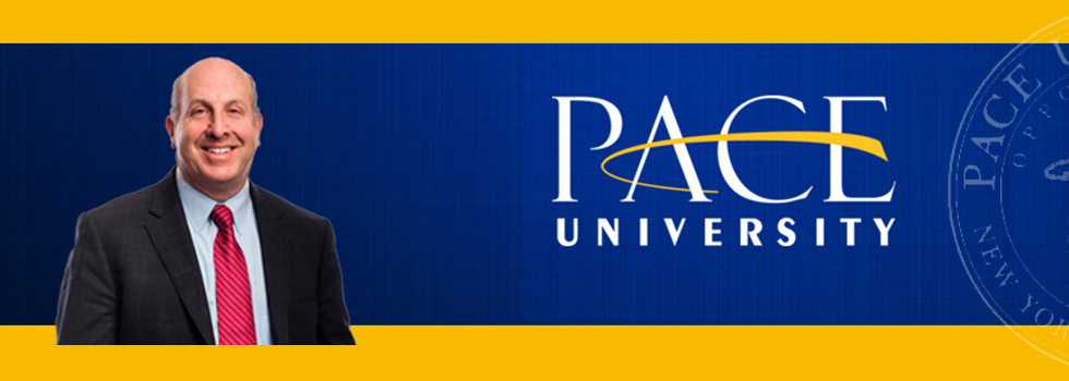 Announcing Pace's Next President